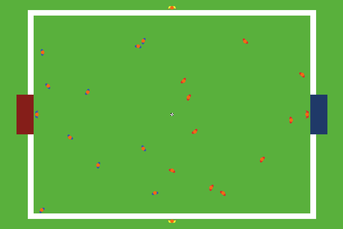 Soccer Simulator preview image